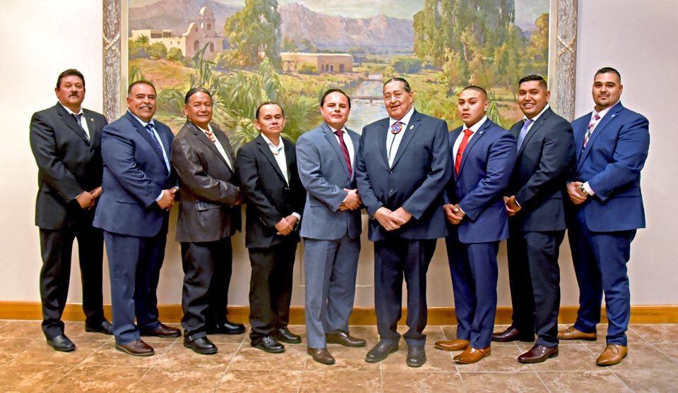 2018 Governing Tribal Council