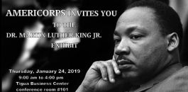 Dr. Martin Luther King Jr. Exhibit