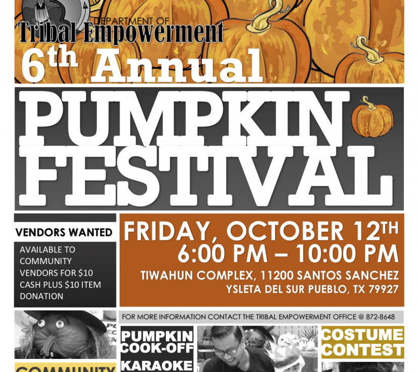 6th Annual Pumpkin Festival