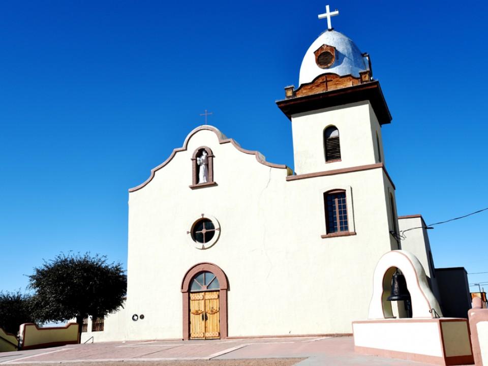 Ysleta Del Sur Pueblo Tigua Indians Ysleta Mission